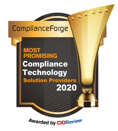 Top 20 Compliance Solution Companies - 2020