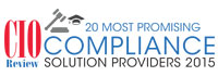 20 Most Promising Compliance Technology Solution Providers - 2015