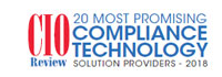 20 Most Promising Compliance Technology Solution Providers - 2018