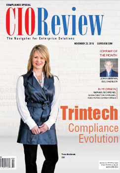 20 Most Promising Compliance Solution Providers - 2016