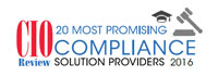 20 Most Promising Compliance Solution Providers 2016