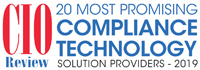 Top 20 Compliance Technology Solution Companies - 2019